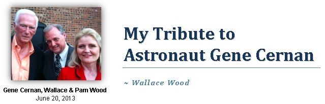 My Tribute to Gene Cernan